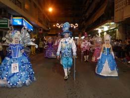 carnaval adultos