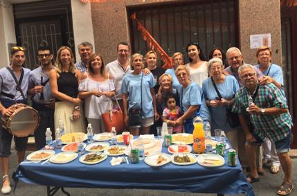 Benidorm festeja San Roque