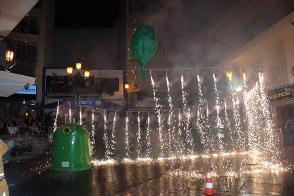 FESTA LA CARXOFA.- La festa de la 'Carxofa' una festividad con sabor de antaño