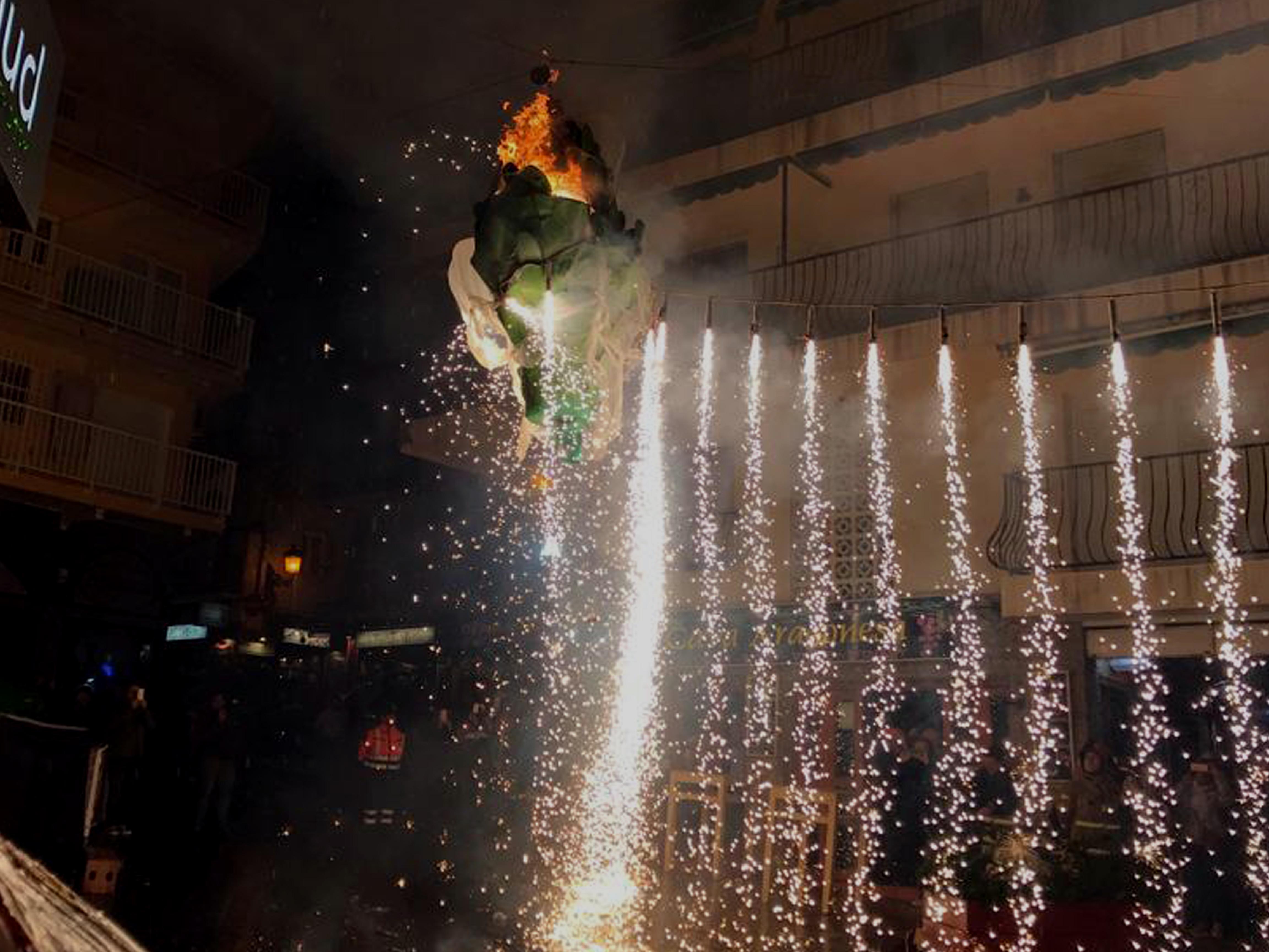 FIESTAS.- La Festa de la 'Carxofa' mantiene la tradición