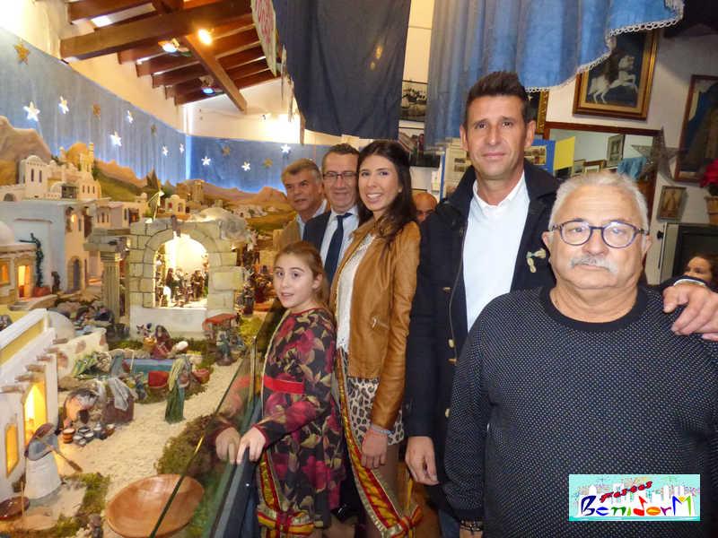 FESTES.-  Abre sus puertas el Belén de 'La Barqueta' hasta el 5 de enero