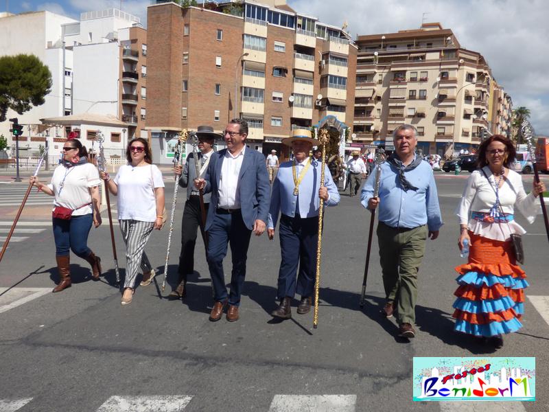 REGIONALES.- La Hermandad del Rocío celebra su tradicional Triduo y Simulacro de despedida