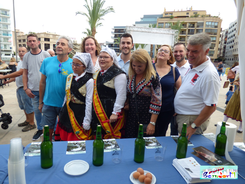 REGIONAL.- En el  segundo Certamen de la Sidra de Benidorm participan los principales lagares asturianos