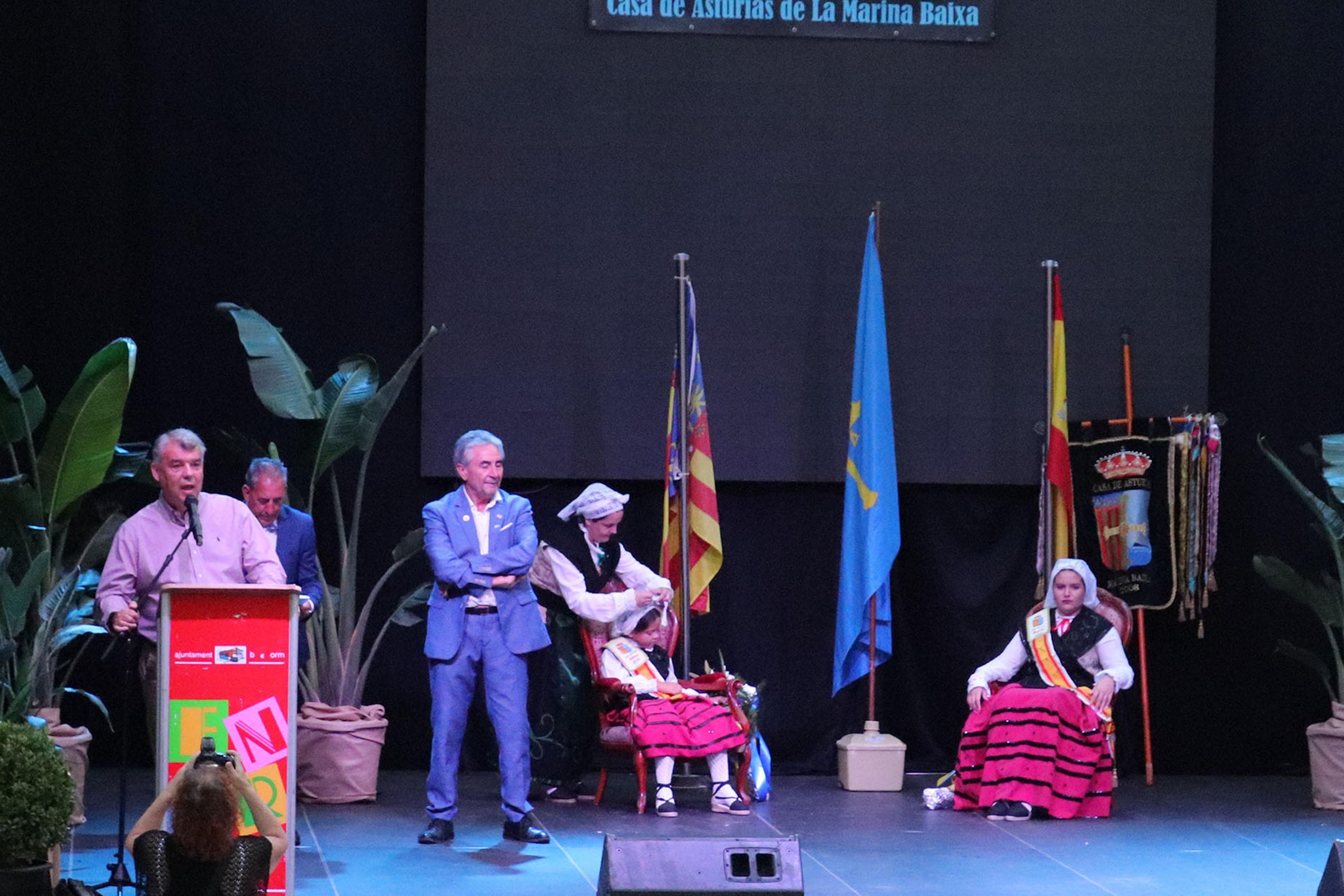 REGIONAL.- Una jornada de 'ordayu' para celebrar el Día de Asturias en Benidorm