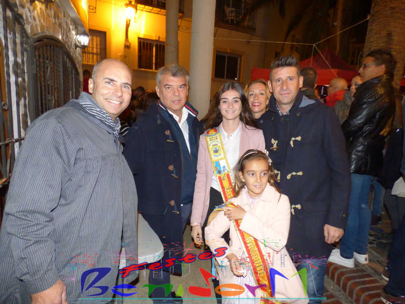 FESTA LA CARXOFA.- Las tradiciones de Benidorm continúan con la celebración de la Festa de la 'Carxofa'