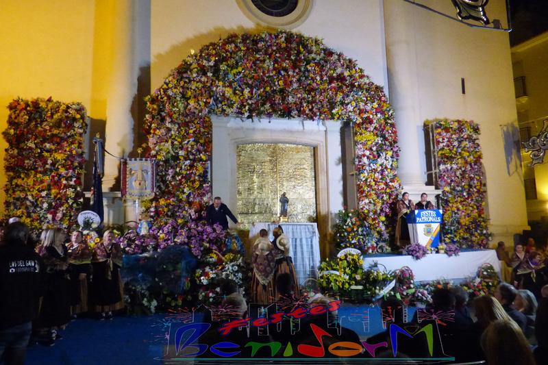 + FIESTAS.- Homenaje de la Concejalia de Fiestas a la entidades festeras de Benidorm