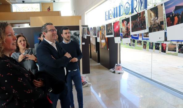 FESTES MAJORS/PENYES.- Cultura expone una selección de fotografías del concurso #SomFMP2019 en el Espai d'Art
