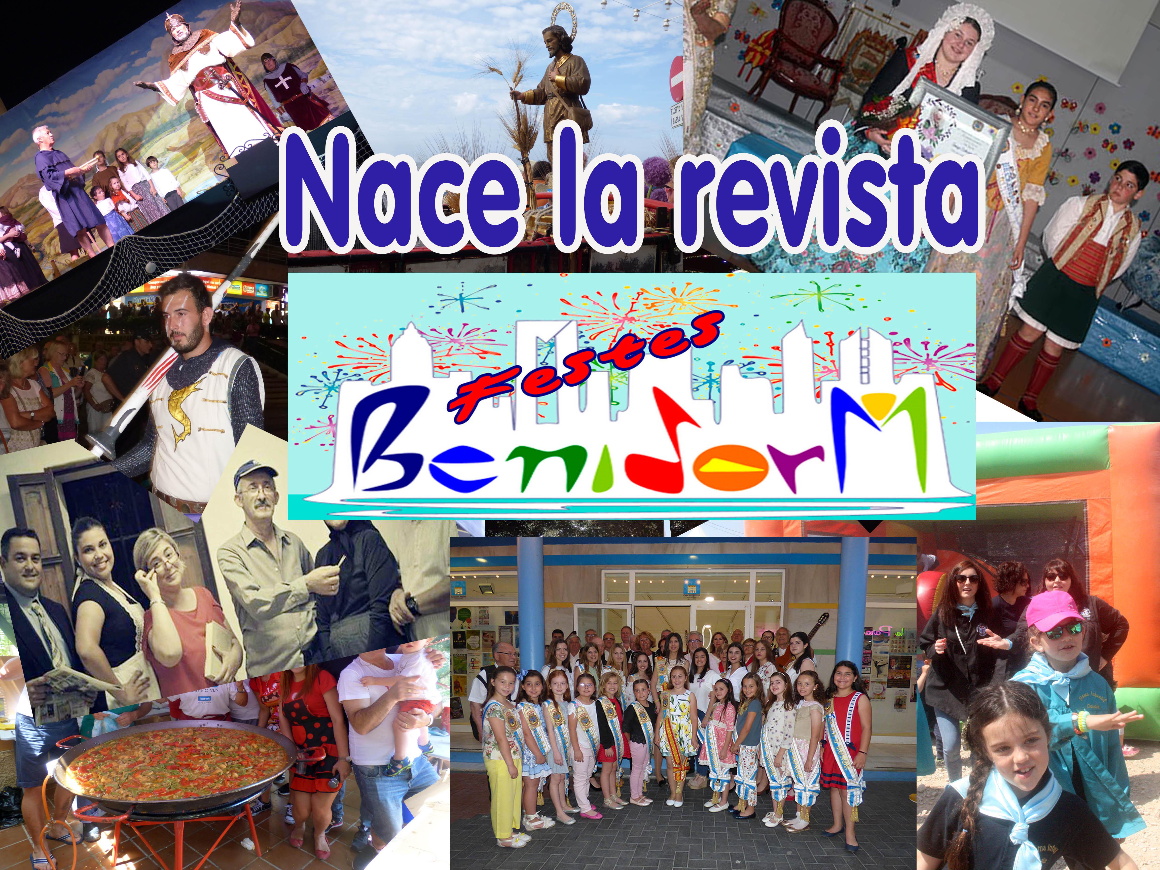 +FIESTAS.- Desde hoy Festes Benidorm en revista