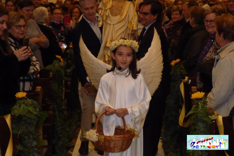 """SEMANA SANTA.- Los actos organizados se cierran el Domingo de Resurrección con """"l'Ambaixà de l'Àngel"""""""