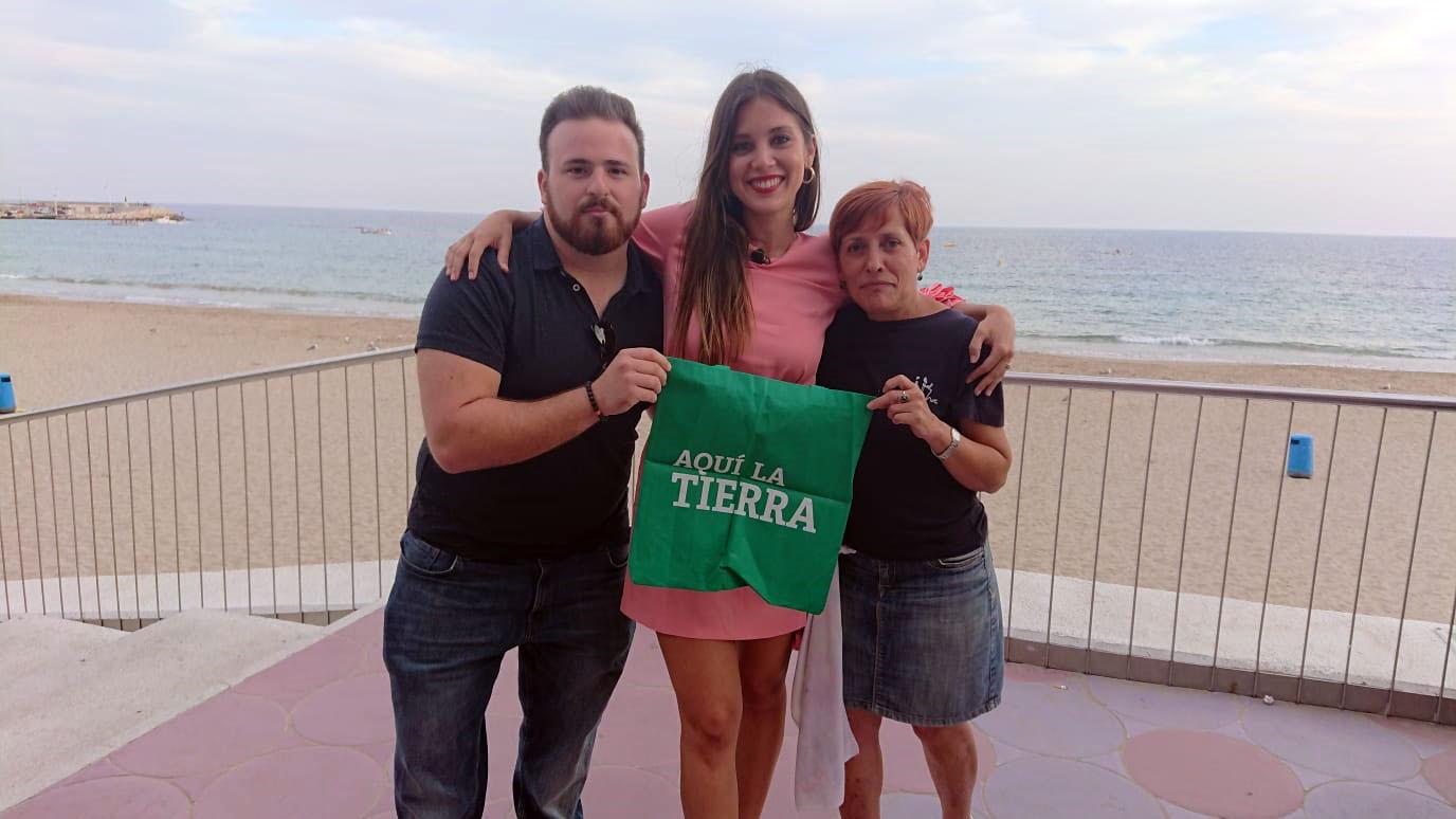 """PENYES.- La penya El Nuc gana el concurso del programa de TVE """"Aquí la tierra"""""""