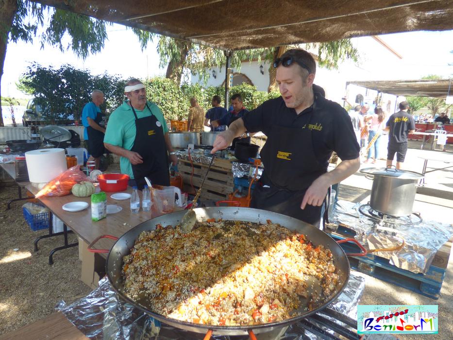 FIESTAS ERMITA.- La Comisión de Sant Antoni ultima los detalles para la la Mostra Menjars de la Terra