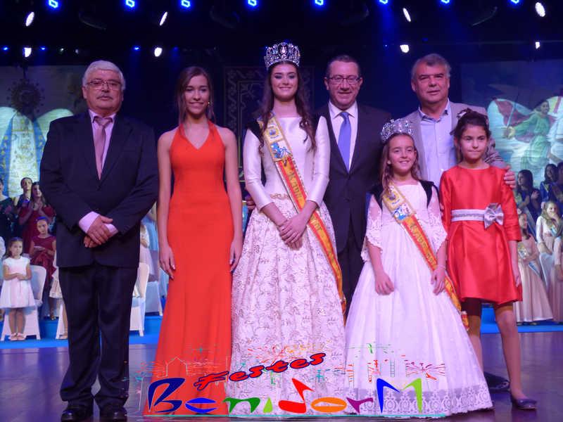 FESTES MAJORS.- Benidorm ya conoce quienes serán sus Reinas 2020