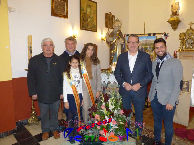 FIESTAS ERMITA.- La huerta de Benidorm ya vive las fiestas de Sant Antoni