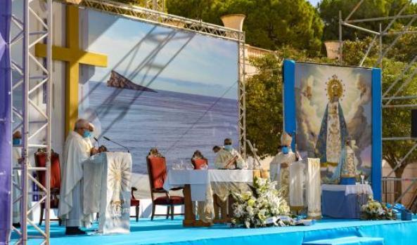FESTES MAJORS.- La ciudad honra a sus patronos con misas en l'Aigüera