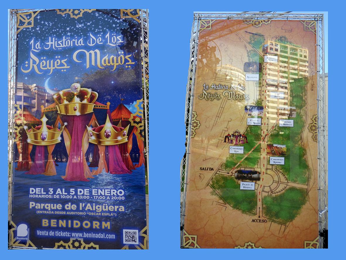 NAVIDAD.- Todos los niños ya pueden visitar el campamento de Sus Majestades los Reyes Magos de Oriente